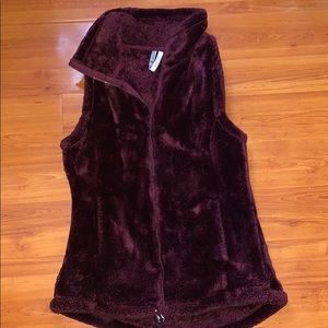 Ideology fleece vest